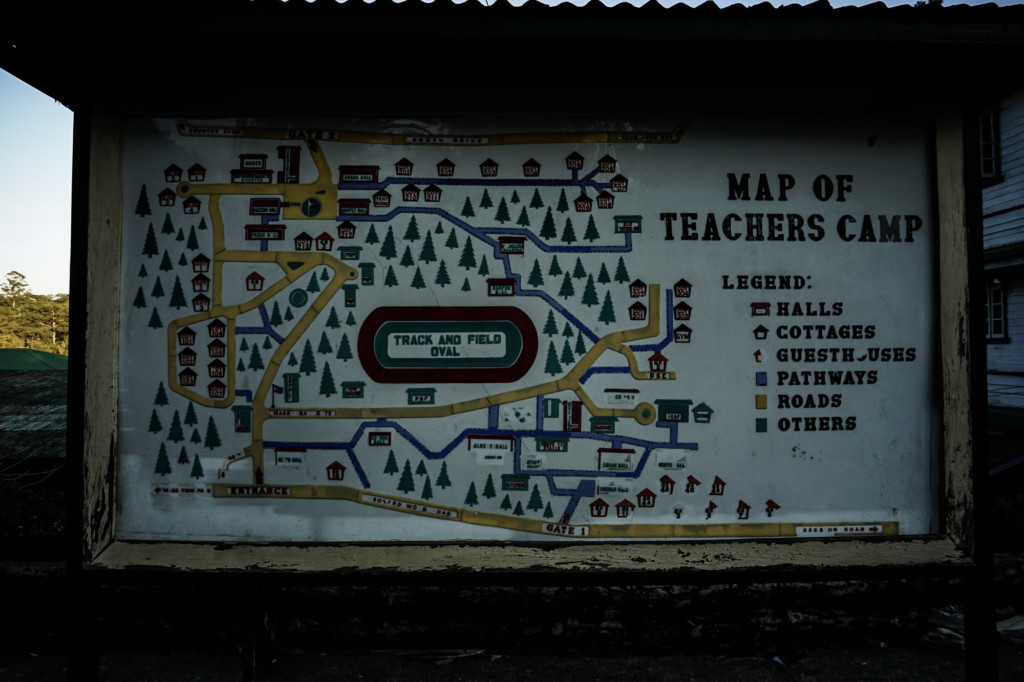 Haunted Teacher's Camp in the Philippines.