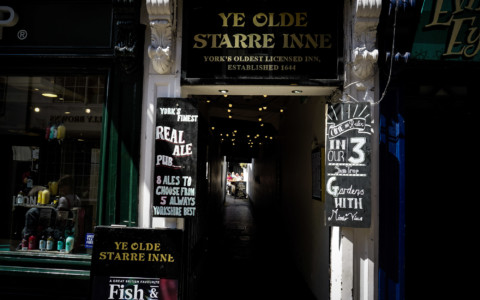 Ghosts of Ye Olde Starre Inne: Haunted Pub in York, England