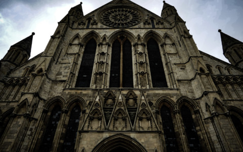 Ghosts of York Minster, Haunted England