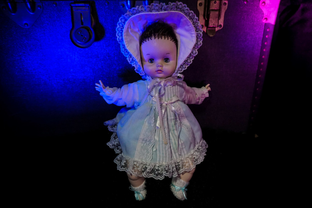 Doll used in Hide And Seek Alone.