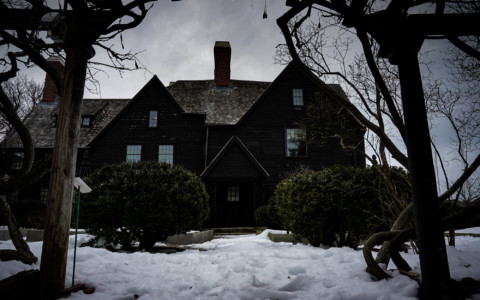 Ghosts of House of the Seven Gables: Haunted Salem