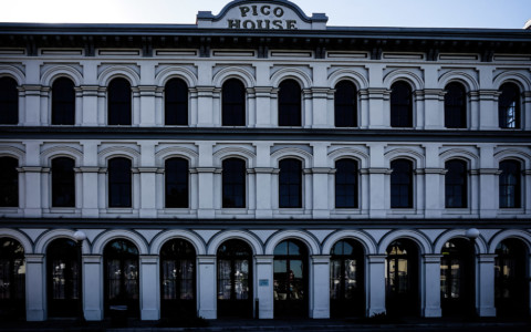 Haunted Pico House: Ghosts of Los Angeles