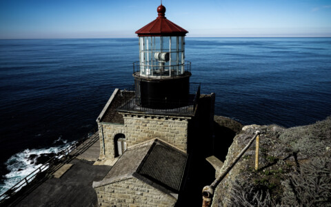 Ghosts of Point Sur Lighthouse: Haunted California