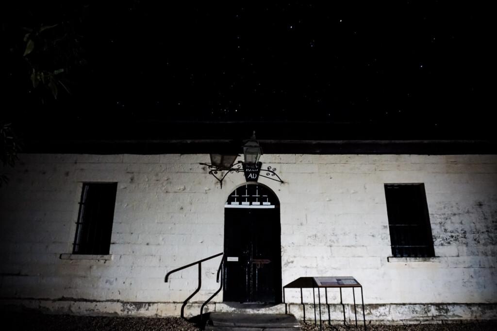 Richmond Gaol ghosts.