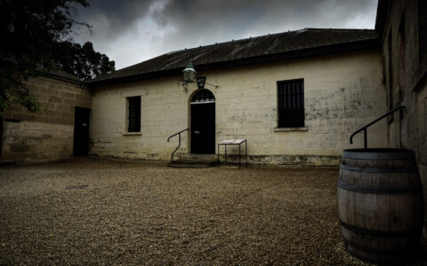 The Haunted Richmond Gaol: Ghosts of Tasmania, Australia