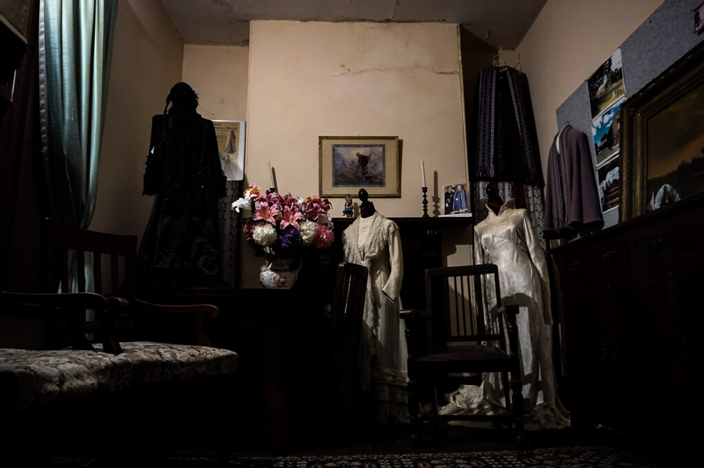 Haunted house in South Australia.