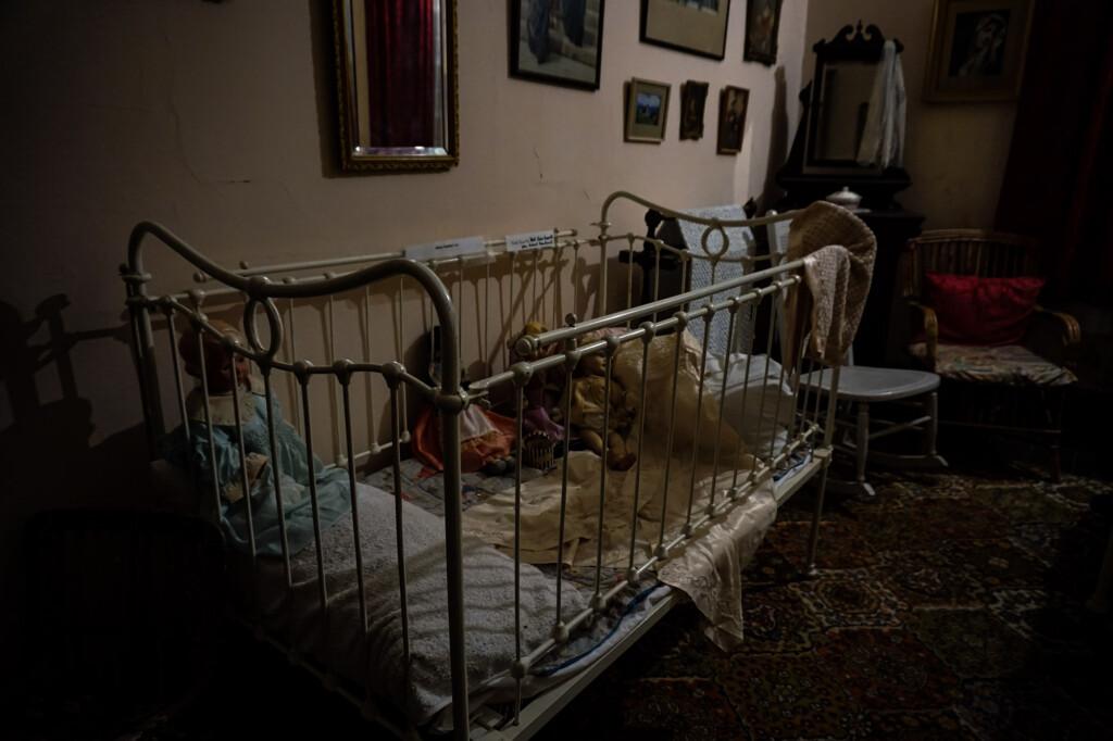 Haunted house Glenbarr.