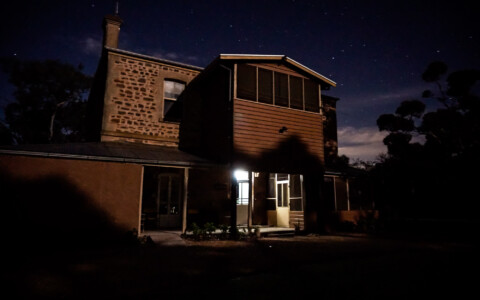 Glenbarr Homestead: Haunted House in South Australia