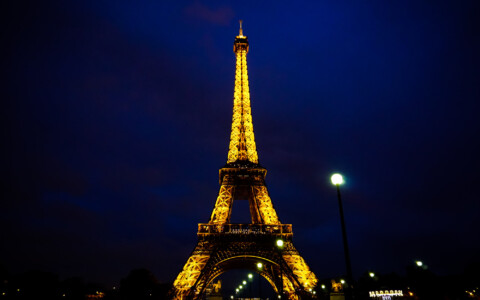 The Eiffel Tower is Haunted: Ghosts of Paris, France
