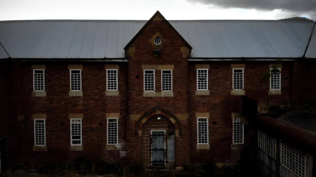Willow Court Asylum Men's Ward.