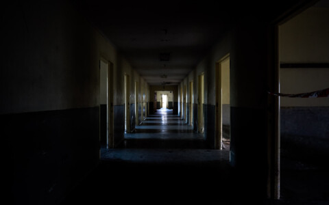 Ghosts of Willow Court Asylum