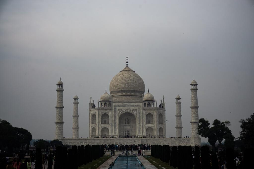 Taj Mahal creepy stories.