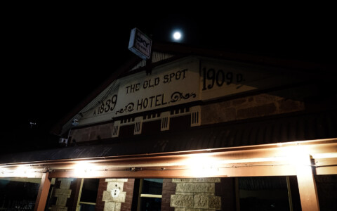 The Old Spot Hotel: Haunted Pub in Adelaide