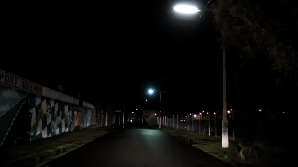 Haunted Jenkins Street, Port Adelaide.