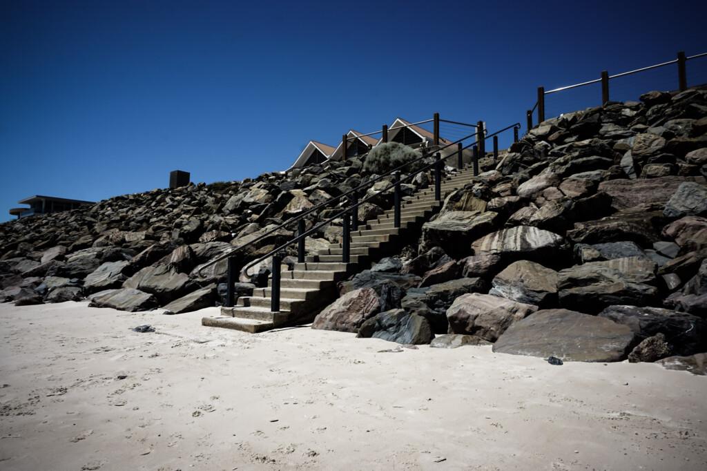 Somerton Park Beach South Australia.
