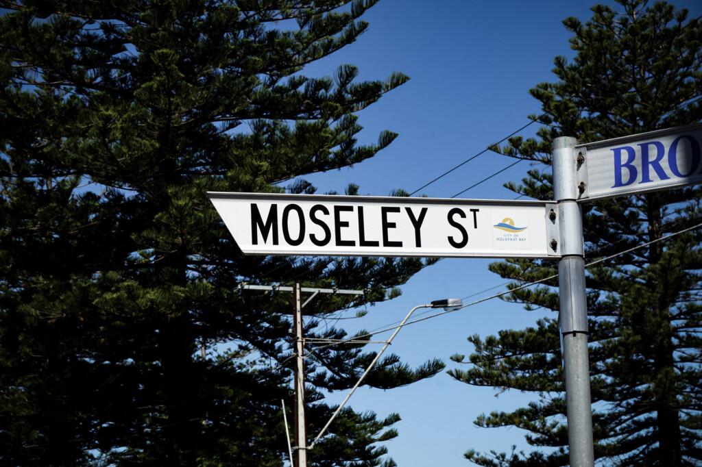 Moseley Street, Glenelg.