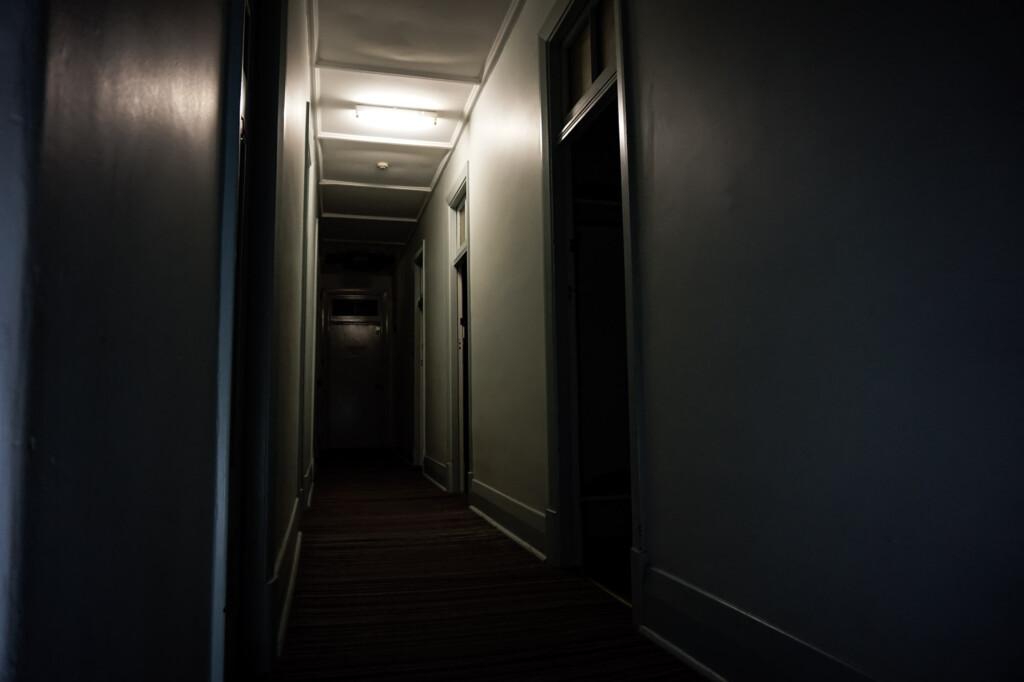 Haunted Kapunda Hotel.