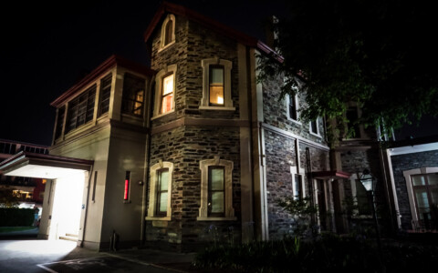A Haunted Mansion in Adelaide: Naval, Military and Air Force Club