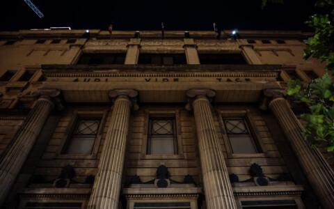 Haunted Grand Lodge of the Freemasons, Adelaide