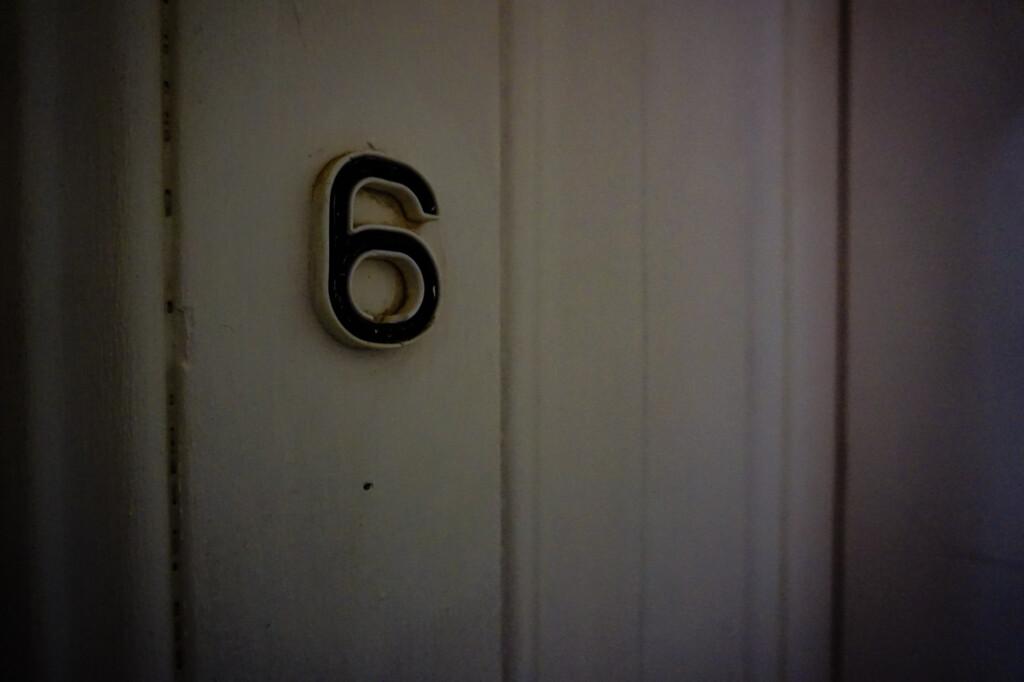 Haunted Room 6 Marree Hotel.