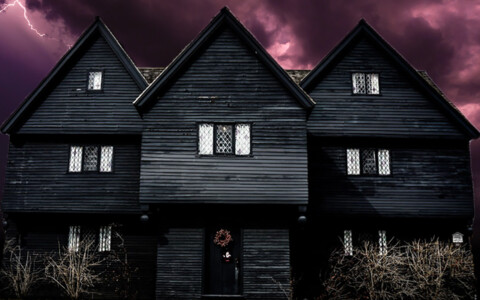 10 Most Haunted Places Linked to Witches