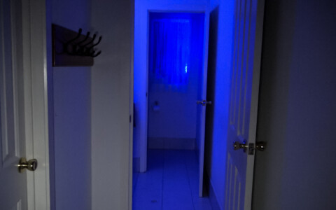 Baby Blue: A Dangerous Paranormal Ritual