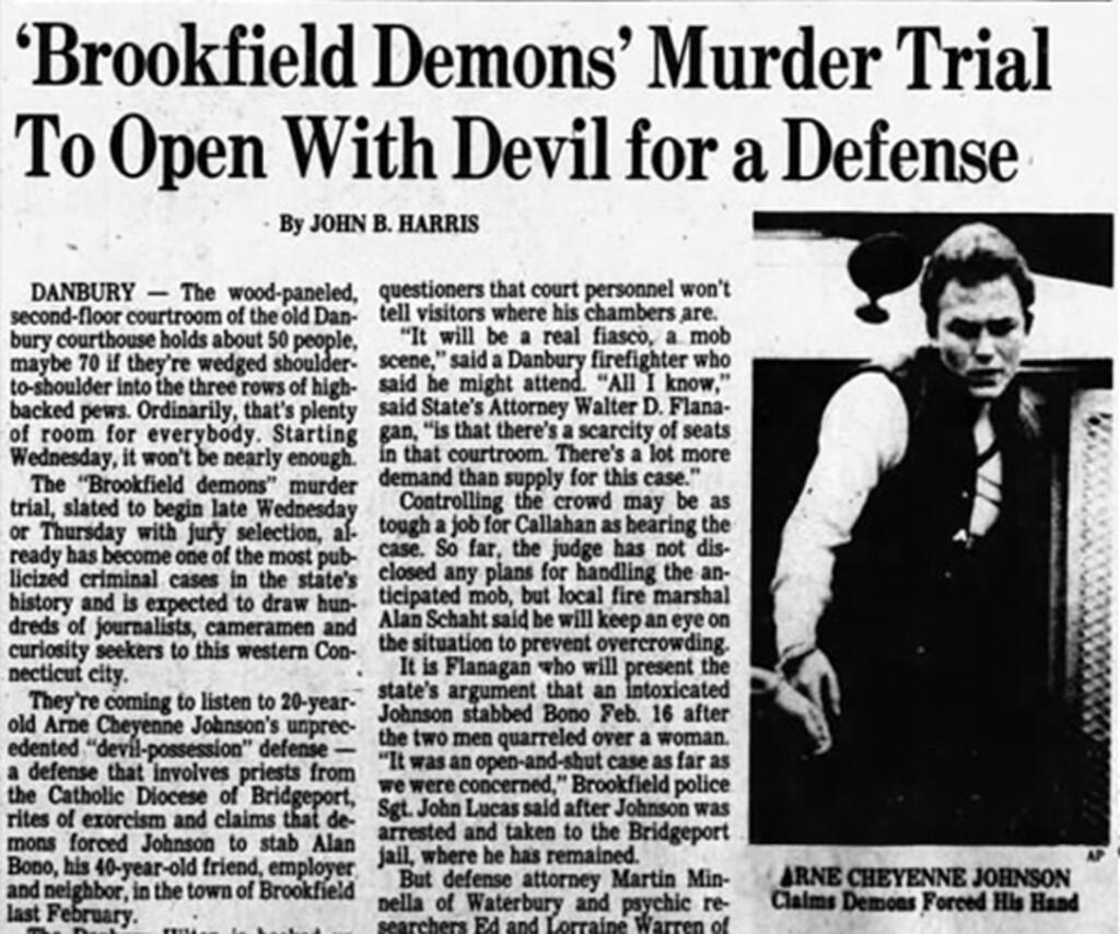 Devil Made Me Do It true case.
