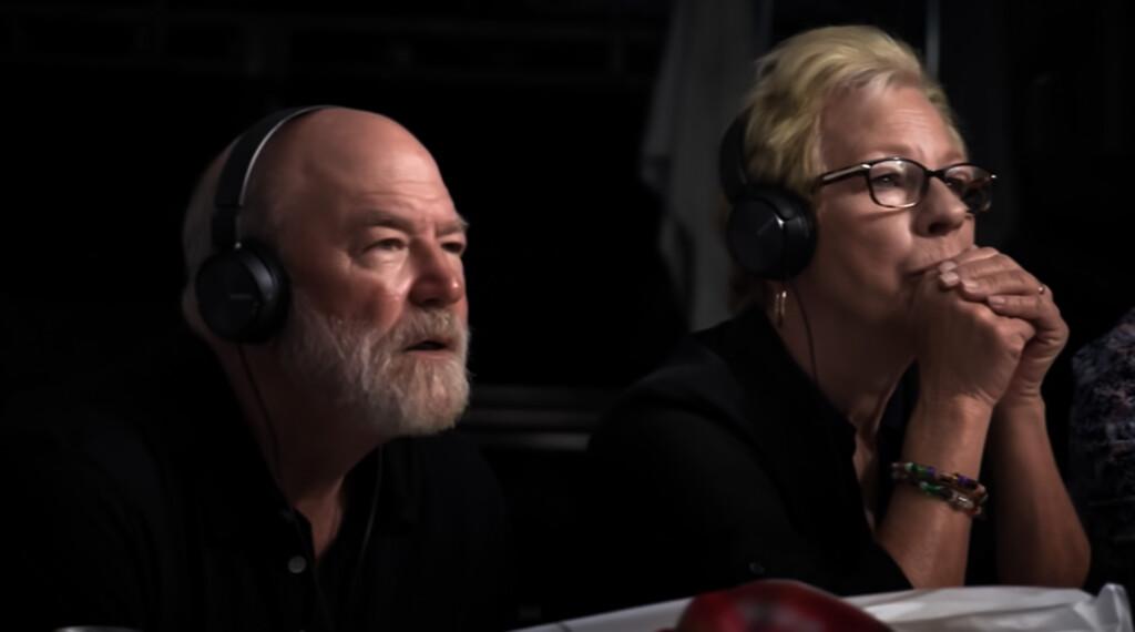 Arne Johnson and Debbie Glatzel real.