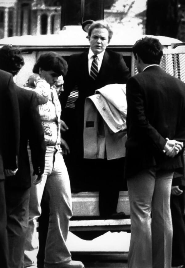 Arne Johnson murder.