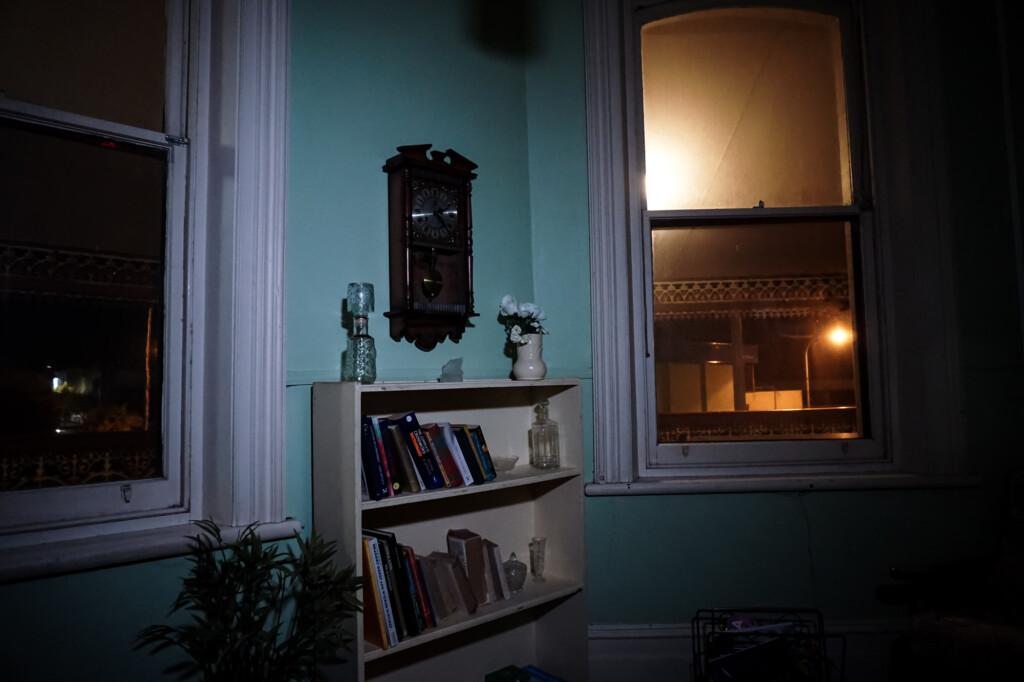 Haunted room in haunted South Australia hotel.