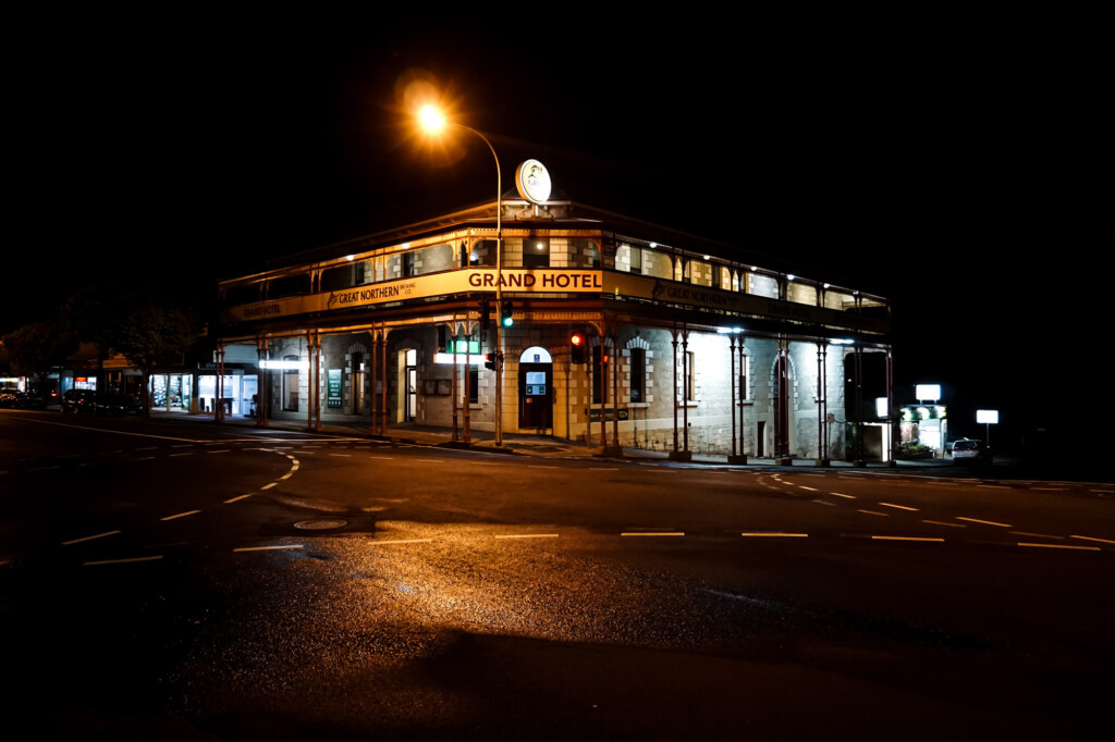 Grand Hotel Millicent, consider one of the most haunted hotels in South Australia.