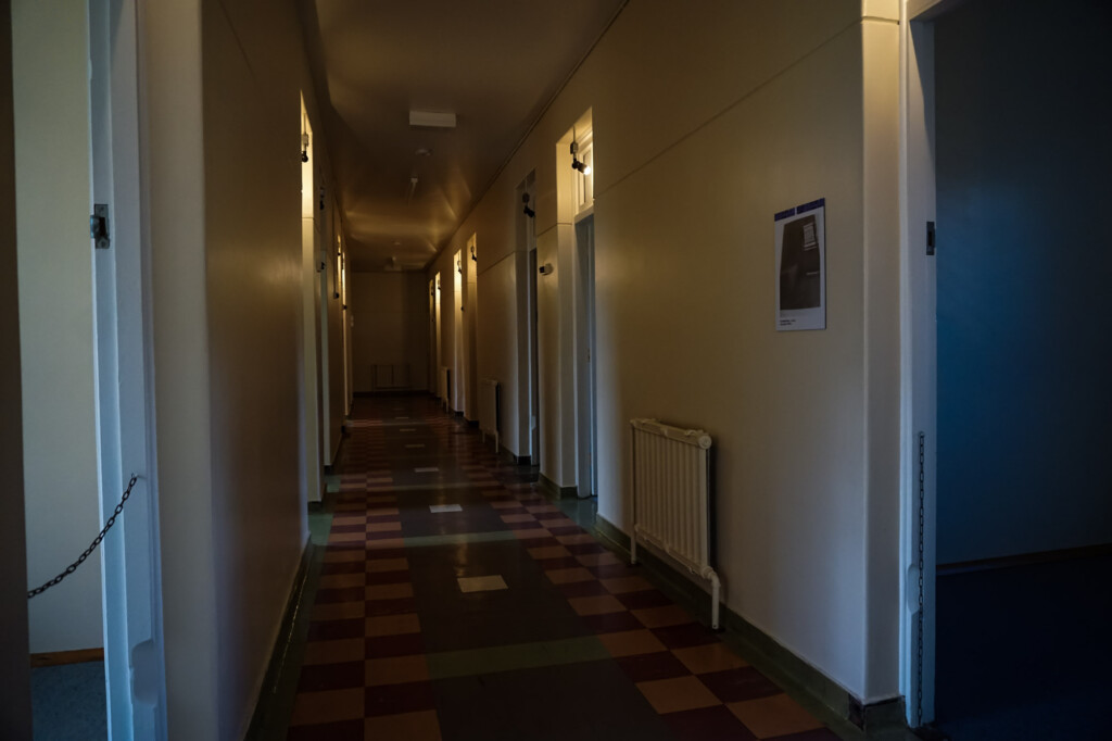 Haunted West Wing.