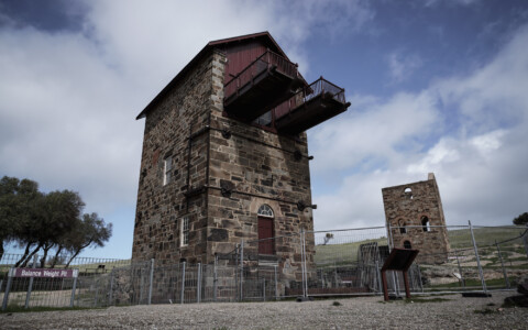 The Haunted Burra Mines: South Australia Ghosts