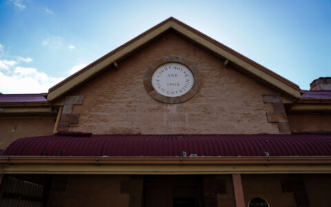 Haunting of the Melrose Heritage Museum, South Australia
