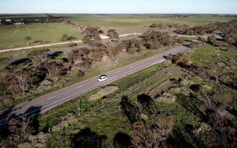 Port Wakefield Phantom Hitchhiker: Haunted Road