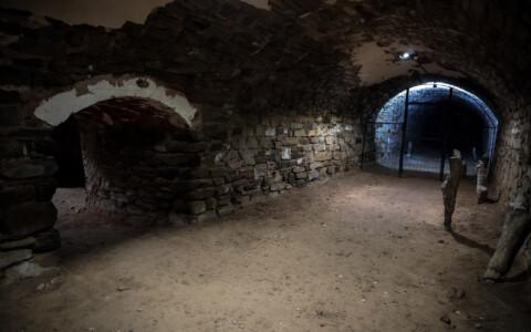 Haunted Unicorn Brewery Cellars Burra, South Australia