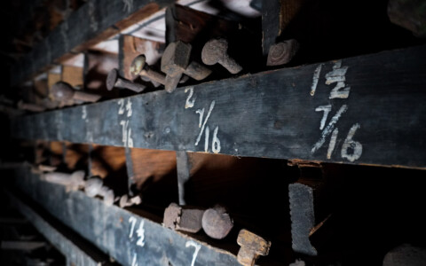 Ghosts of Bluey Blundstone's Blacksmith Shop: Haunted Melrose