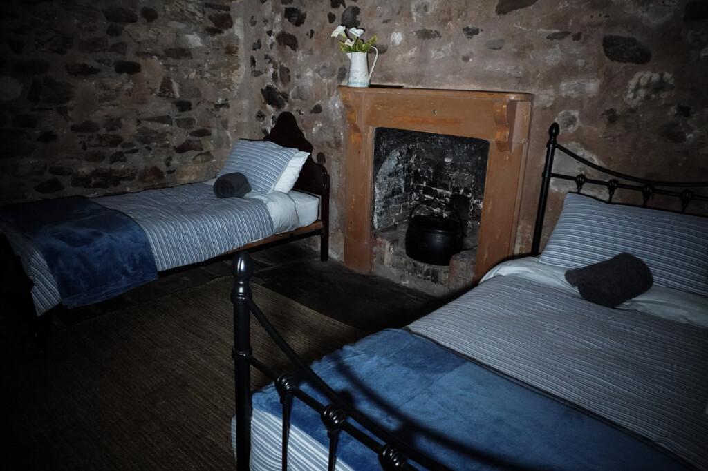 Room for rent at Bluey's Blacksmith.